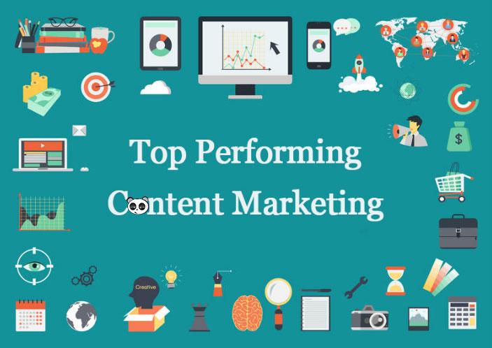 Phân loại content marketing