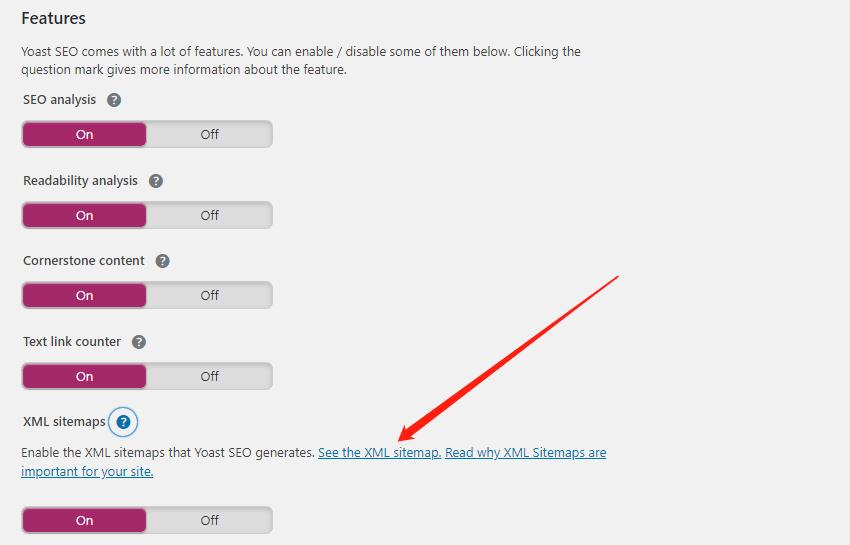 Xem lại sơ đồ trang web.